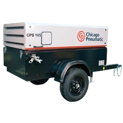 Portable diesel air compressors 185 cfm 49 bhp by chicago portable diesel air compressors 185 cfm 49 bhp by chicago pneumatic cps 185 pd 1 sciox Images